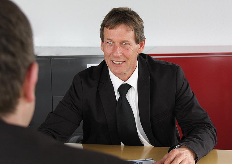 Ralf Kunde im Gespräch